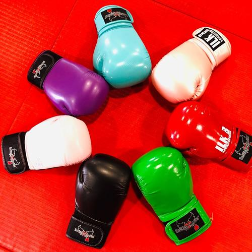 iLoveKickboxing Gloves!