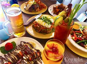 Crumbs Breakfast, Lunch & Bar