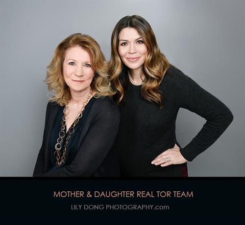Mother & daughter realtor team