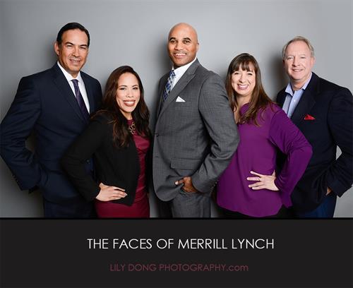 Financial adviser team