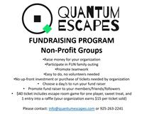 Quantum Escapes - Danville