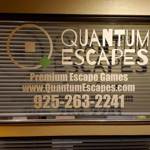 Quantum Escapes