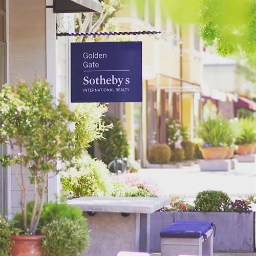 Welcome to Golden Gate Sotheby's International Realty
