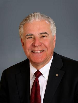 Edward F Sanders