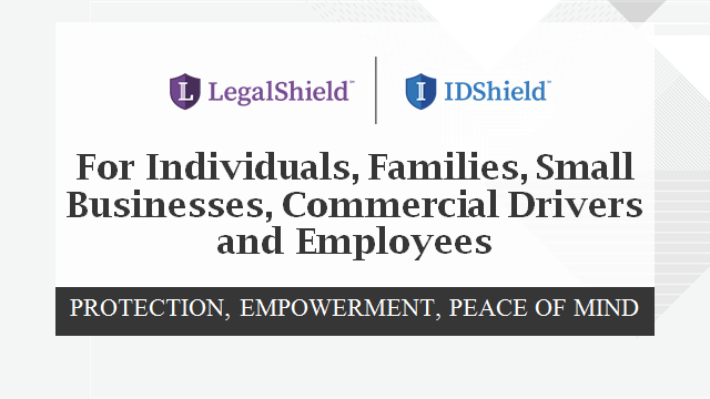 Angela Mutchler, LegalShield & IDShield, Business Solutions