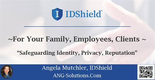IDS Website and QR Code