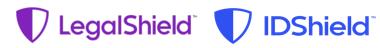 LegalShield, IDShield Logos