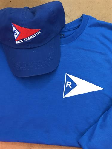 Richmond Yacht Club custom hats and shirts