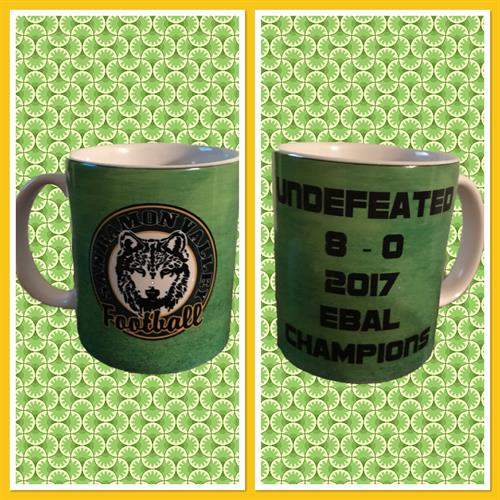 We make custom mugs. We lots in stock and awesome for corporate gifts.
