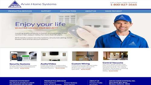 Arvin Home Systems