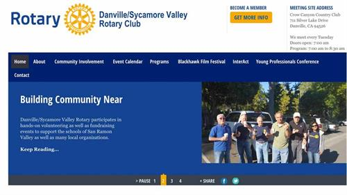 Danville/Sycamore Valley Rotary