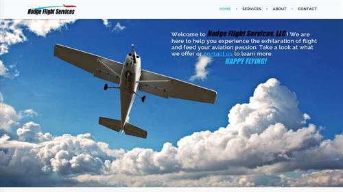 Hodge Flight Services, Aircraft Rental - Concord, CA