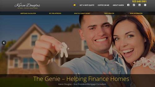 Karen Douglas, Danville Mortgage