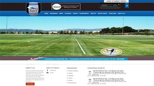 Murrieta Surf - Premier Soccer League