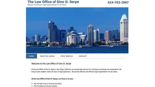 Gina Serpe, San Diego Attorney