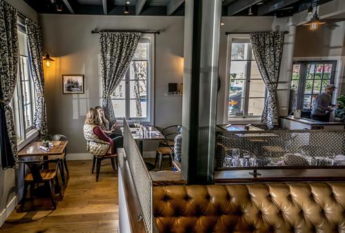 Harvest - Bar Dining Room