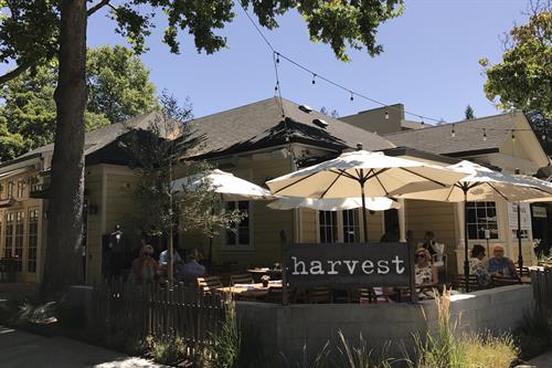 Harvest - Exterior
