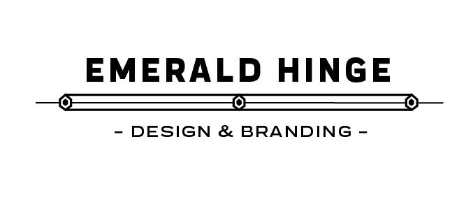 Emerald Hinge Design & Branding