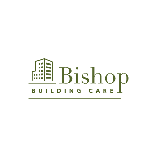 Bishop Building Care Logo Design