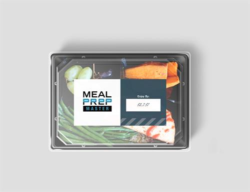 Meal Prep Master Packaging Design