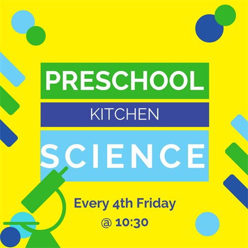 Science Technology Engineering Math: Preschool Kitchen Science