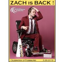 Celebration of Possibilities 2019 with Special Guest Zach Anner!