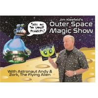 Jim Kleefeld Presents Outer Space Magic