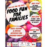 Food Fun for Families