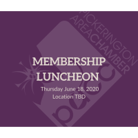 Monthly Membership Luncheon