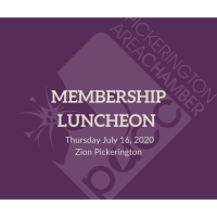 """Monthly Membership Luncheon - """"State of the Chamber"""""""