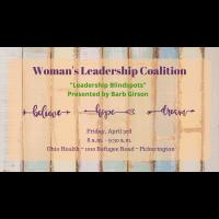 """Women's Leadership Coalition - """"Leadership Blindspots"""""""