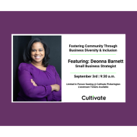 Cultivate-Pickerington: Fostering Community Through Business Diversity & Inclusion
