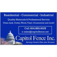 Capitol Fence Inc. - Pickerington