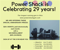 Power Shack Gym - Pickerington