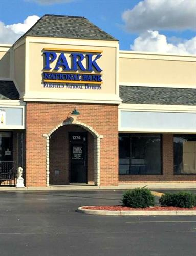Welcome to Park National Bank, Fairfield National division