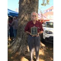 Rick Schneider Receives first FAIRHOPE Community Legacy Award