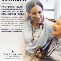 Now Accepting Medicare!