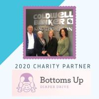 Bottoms Up Diaper Drive Partners with Coldwell Banker King Thompson