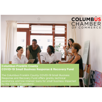 DEADLINE EXTENDED! COVID-19 Small Business Response & Recovery Fund