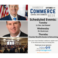 Welcome to Chamber of Commerce Week!