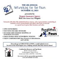 4th Annual Networking for the Paws