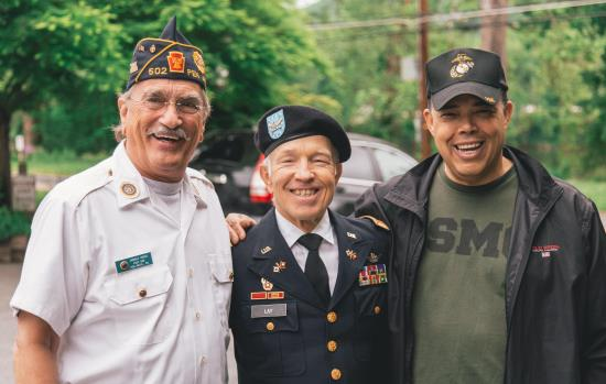 Veteran-Owned Businesses
