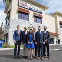 West Palm Beach Based SROA Capital Celebrates Grand Opening of West Palm Beach Self-Storage Facility