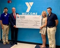 YMCA of the Palm Beaches Receives $10,000 Grant from Children's Foundation of Palm Beach County