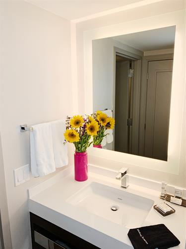 Guestroom Vanity