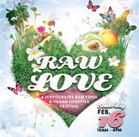 Raw Love Fest - Vegan Raw Foods Event