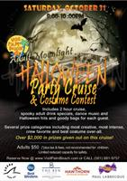 Halloween Moonlight Party CRUISE & Costume Contest