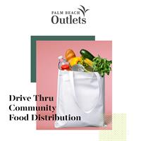 Palm Beach Outlets to Host Monthly Drive-Thru Food Distributions with Schumacher Auto Group and The Tree of Life Resource Center