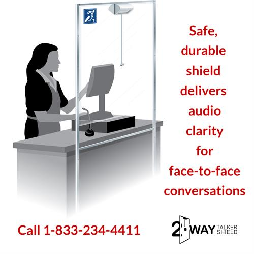 Safety + Clarity for Face-to-Face Conversations!