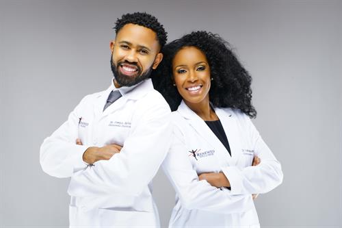Dr. Joseph Taylor & Dr. Karina Taylor